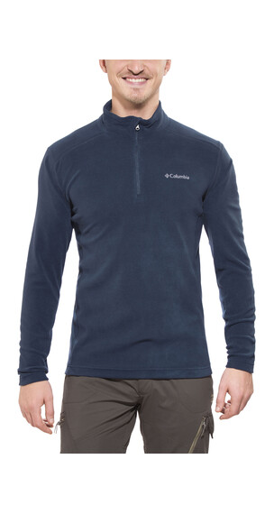 Columbia Klamath Range II Half Zip Men Collegiate Navy
